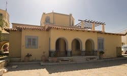 The Karpathos Archaeology Museum in Pigadia.