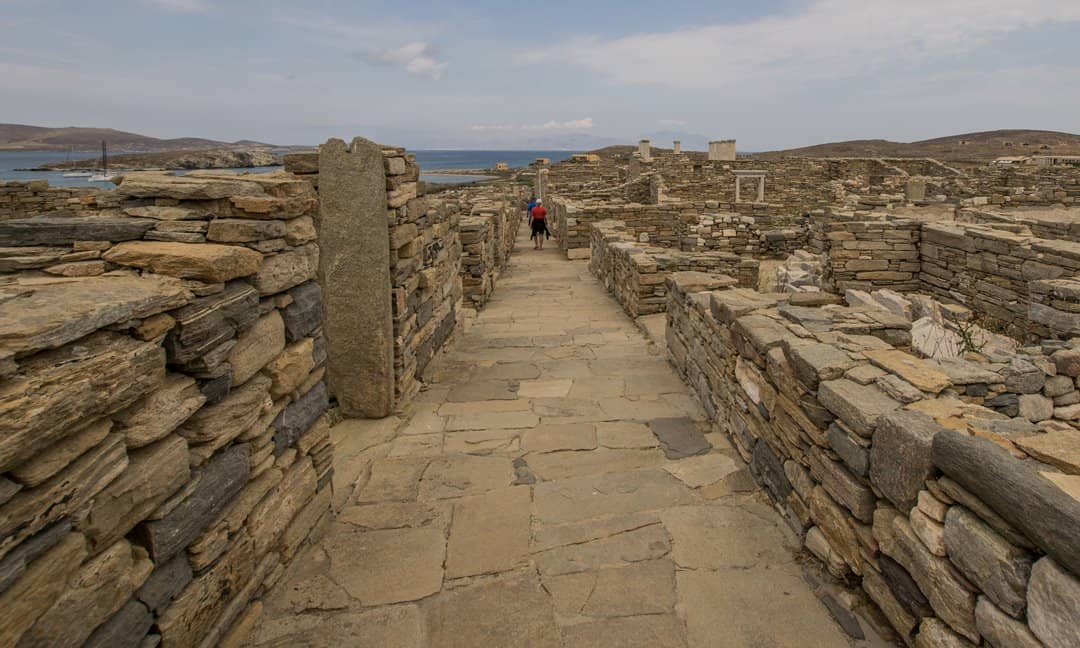 Archaeology Travel | Everything You Need to Know To Visit Delos Island in 2021 | 2