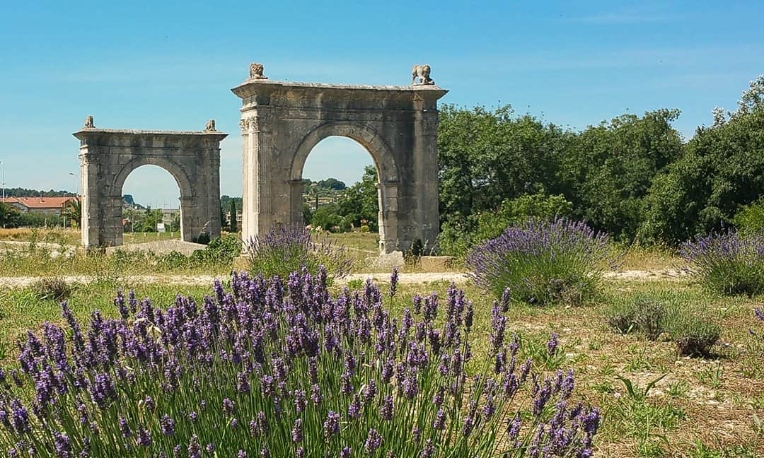 Archaeology Travel | Best Places to See Lavender Fields in Provence for History Buffs | 1