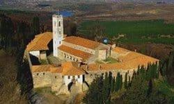 The hilltop Ardenica Monastery in Albania © Genti78/Wikimedia