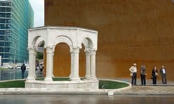 Kapllan Pasha tomb in Tirana after restoration © Albinfo/Wikimedia