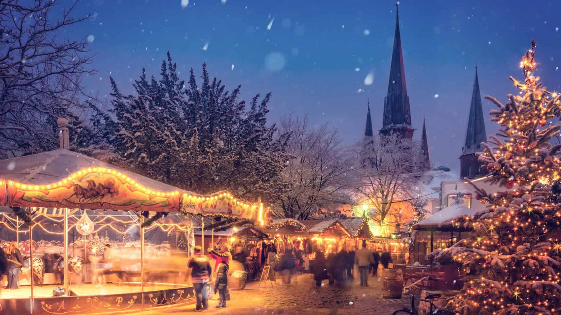 Christmas Town In Germany.The Best Christmas Markets In Germany 2019 Archaeology Travel