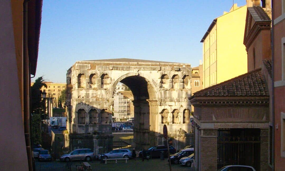Archaeology Travel | Mercantile Fora Tiber River | 1