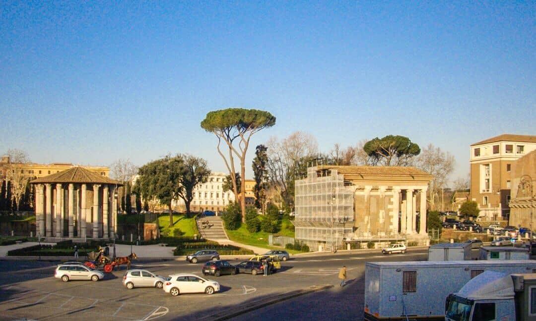 Archaeology Travel | Mercantile Fora Tiber River | 3