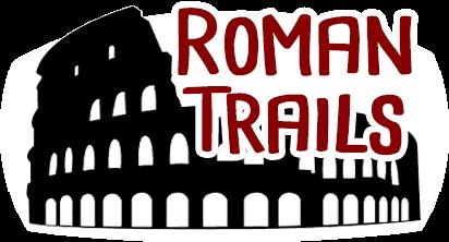 Roman Trails Logo.