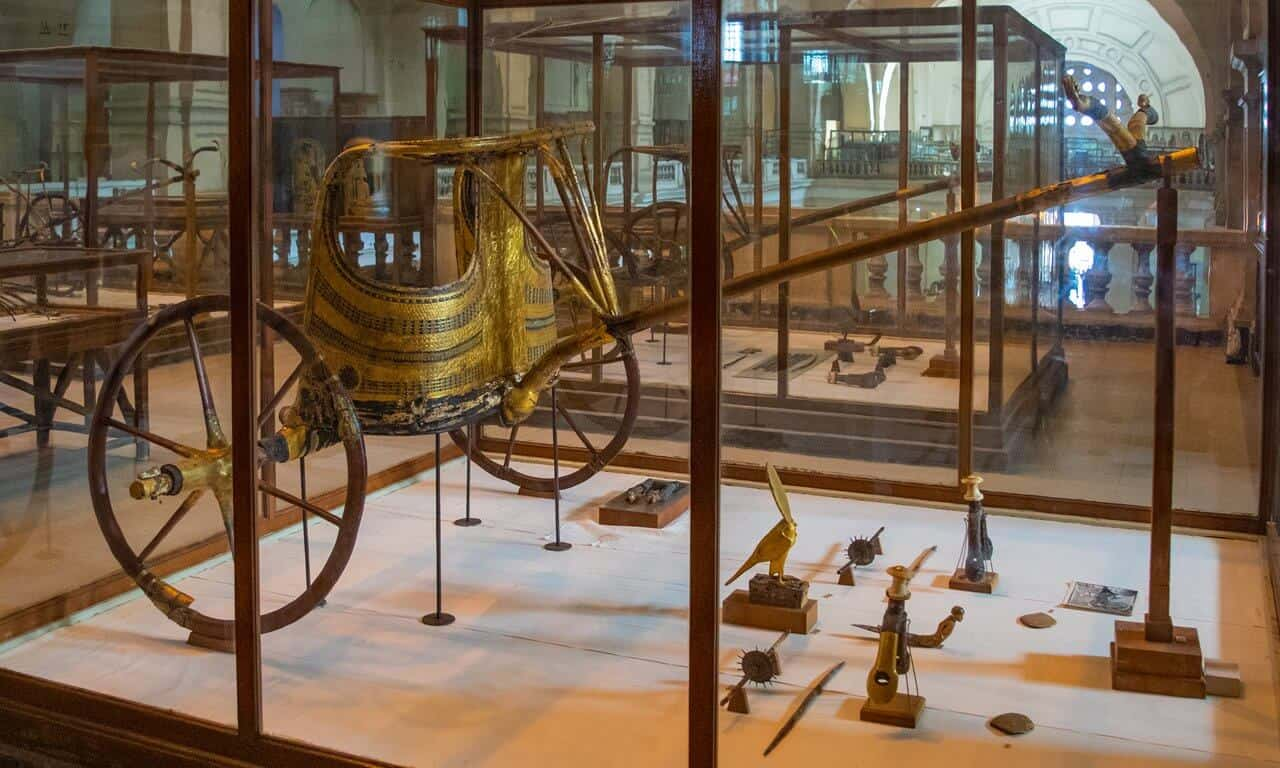 King Tut: Treasures of the Golden Pharaoh 2019 – 2021