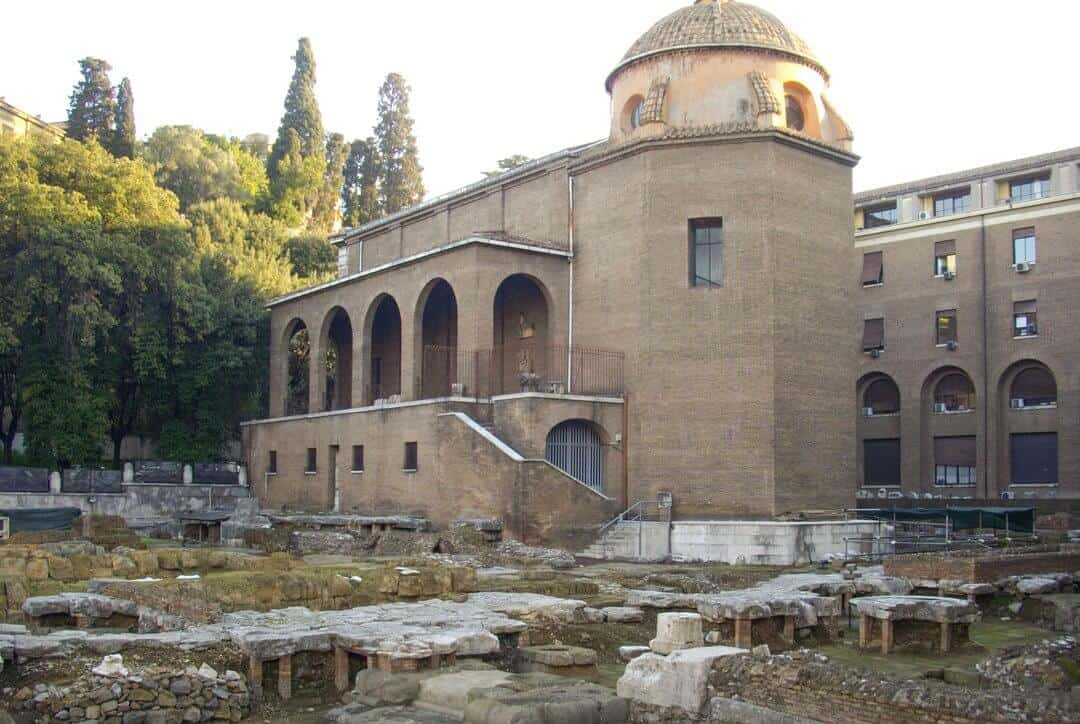 Archaeology Travel | Mercantile Fora Tiber River | 5