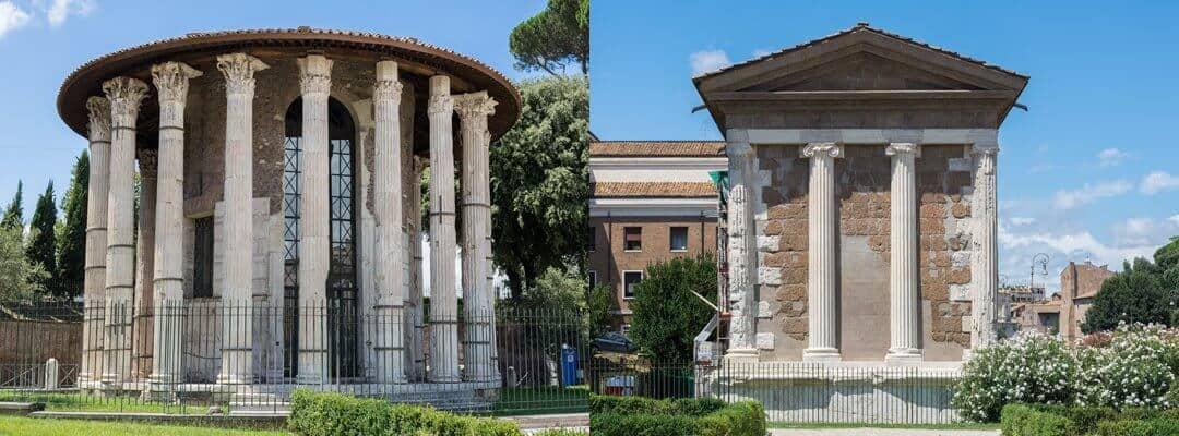 Archaeology Travel | Mercantile Fora Tiber River | 4