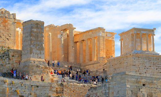 Buying Tickets for the Acropolis and Ancient Sites in Athens, 2021