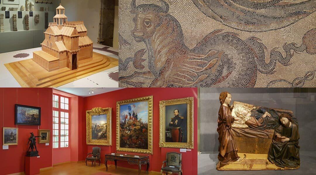 Archaeology Travel   Autun in Autumn - A Ville d'art et d'histoire in Burgundy   4