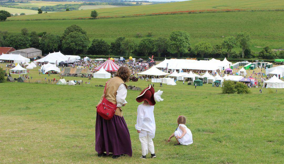 Exploring the Chalke Valley History Festival