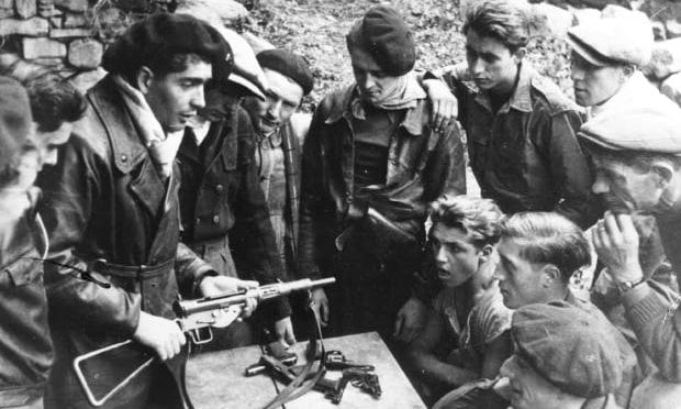 Fighting with the French Resistance – the incredible story of John Jammes