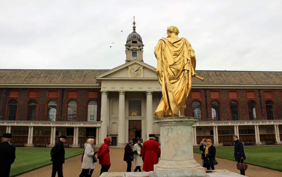 The Royal Hospital Chelsea – a tour around the <BR>home of the distinctive Chelsea Pensioners