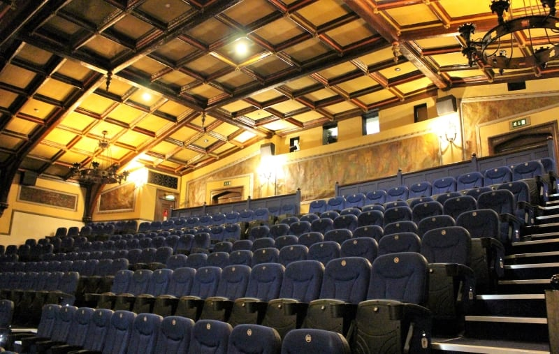 The Odeon in Salisbury – From Medieval rebels to stars of the silver screen