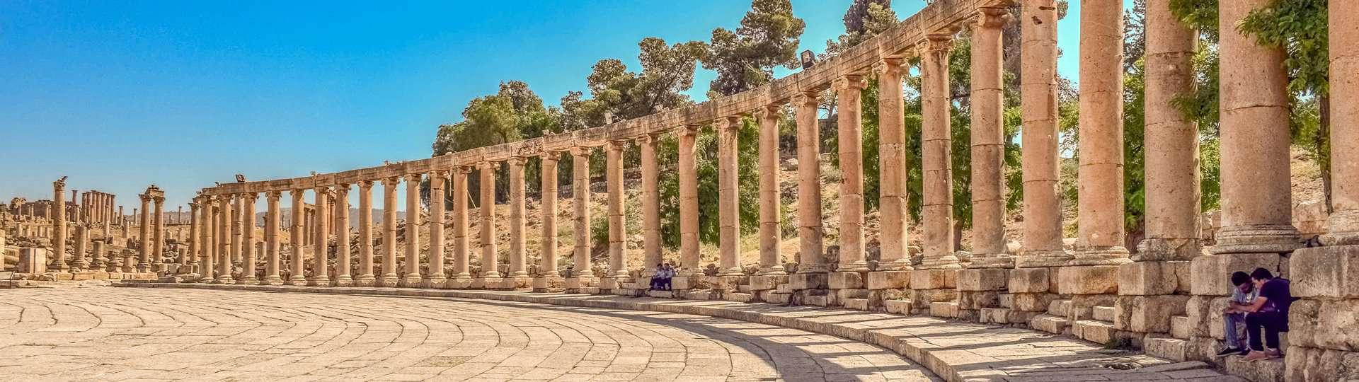 Archaeology Travel | Jordan | 5