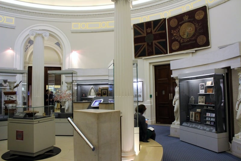The Bank of England Museum, London