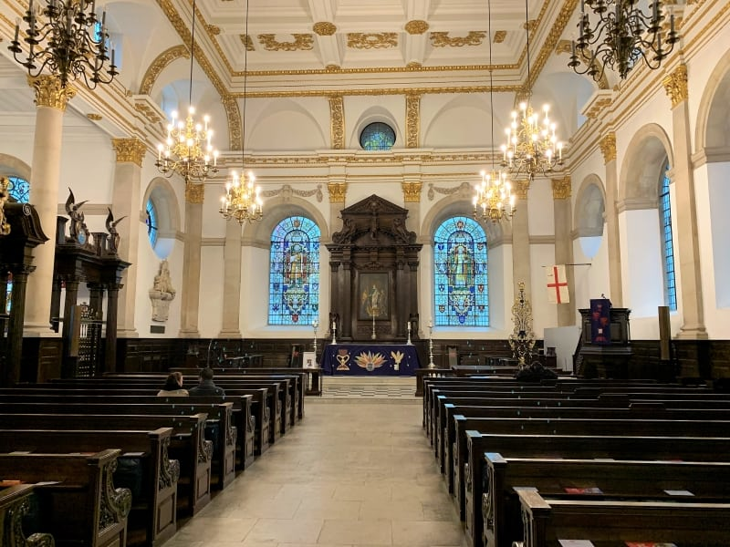 St. Lawrence Jewry next Guildhall