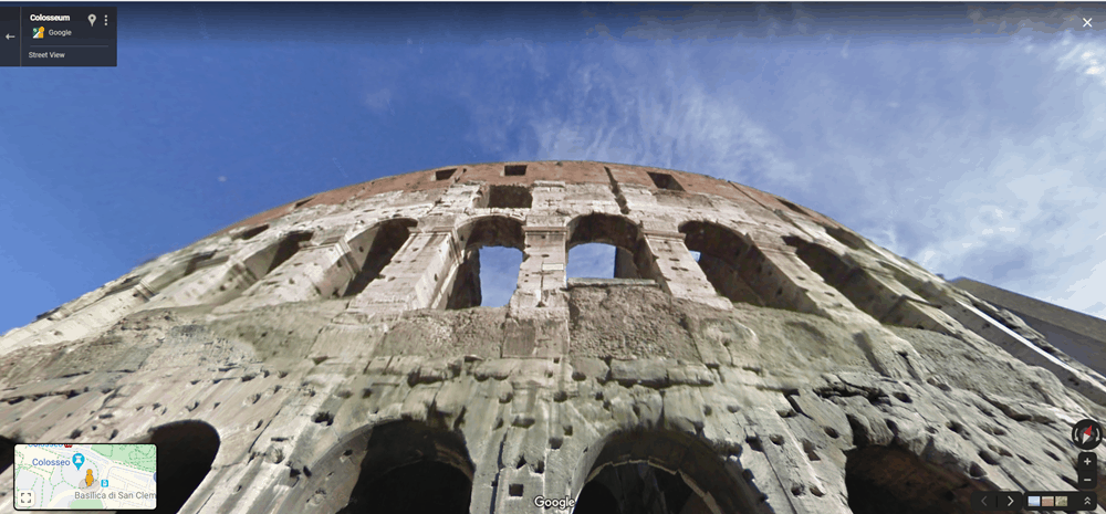 Archaeology Travel | See the Best Sites & Museums Around the World On Google Street View | 55