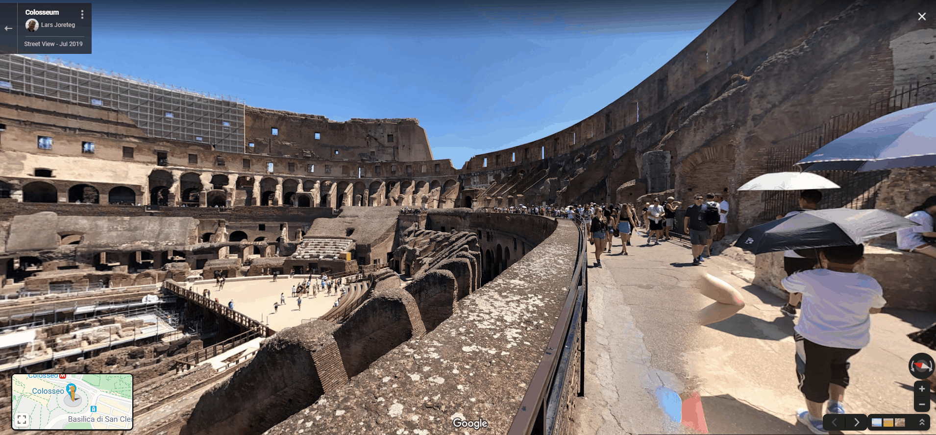 Archaeology Travel | See the Best Sites & Museums Around the World On Google Street View | 54