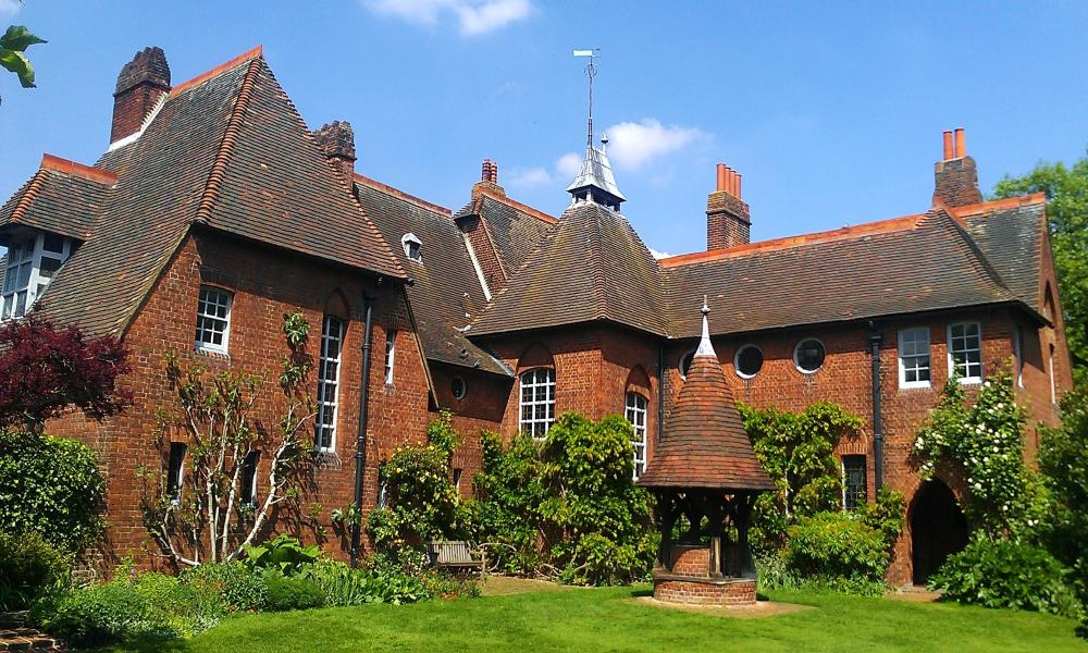 10 Arts and Crafts Houses you can visit in England
