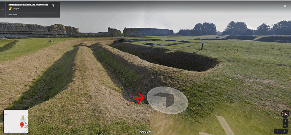 Archaeology Travel | See the Best Sites & Museums Around the World On Google Street View | 51