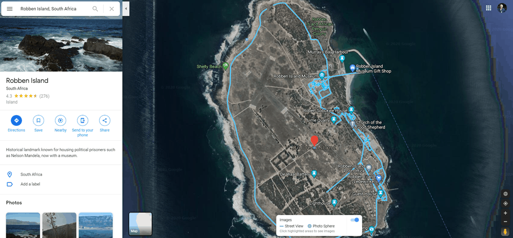 Archaeology Travel | See the Best Sites & Museums Around the World On Google Street View | 37