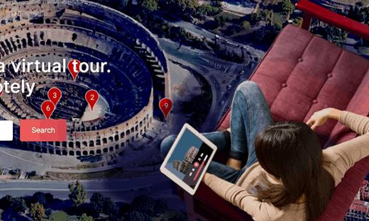 Clio Museum Tours website for virtual experiences.