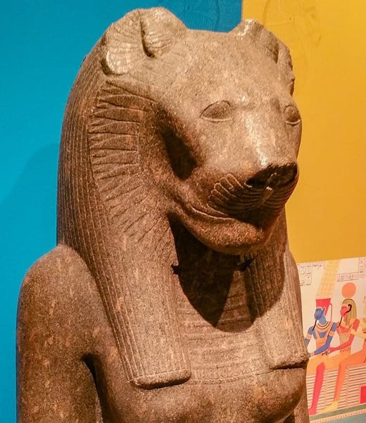 Archaeology Travel | Sekhmet on Bond Street: Is this the Oldest Statue on the Streets of London? | 1