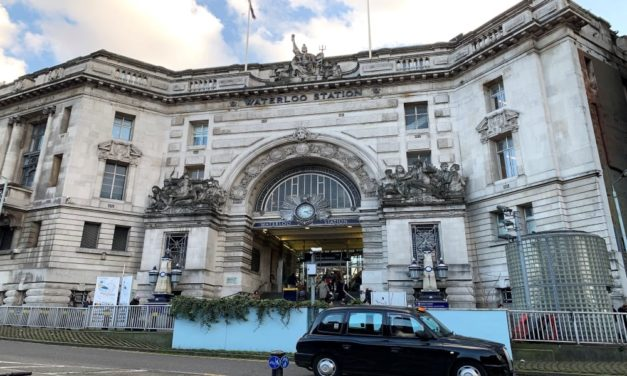 15 things to do at Waterloo Station in London for the History Buff