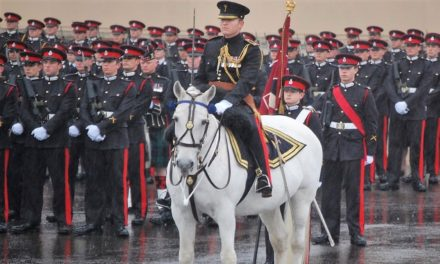 A Guided Tour of RMA Sandhurst: A Very British Institution