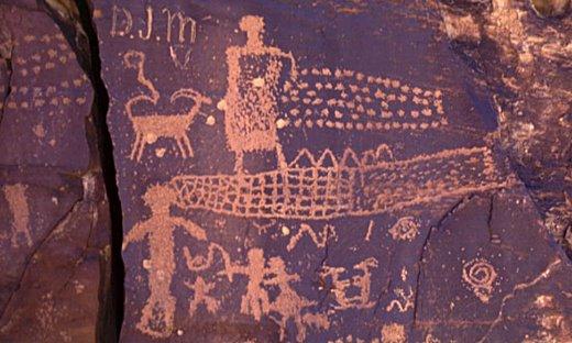 Archaeology Travel   Visiting Rock Art Around the World   5