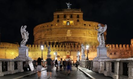 Castel Sant'Angelo – Hadrian's Mausoleum