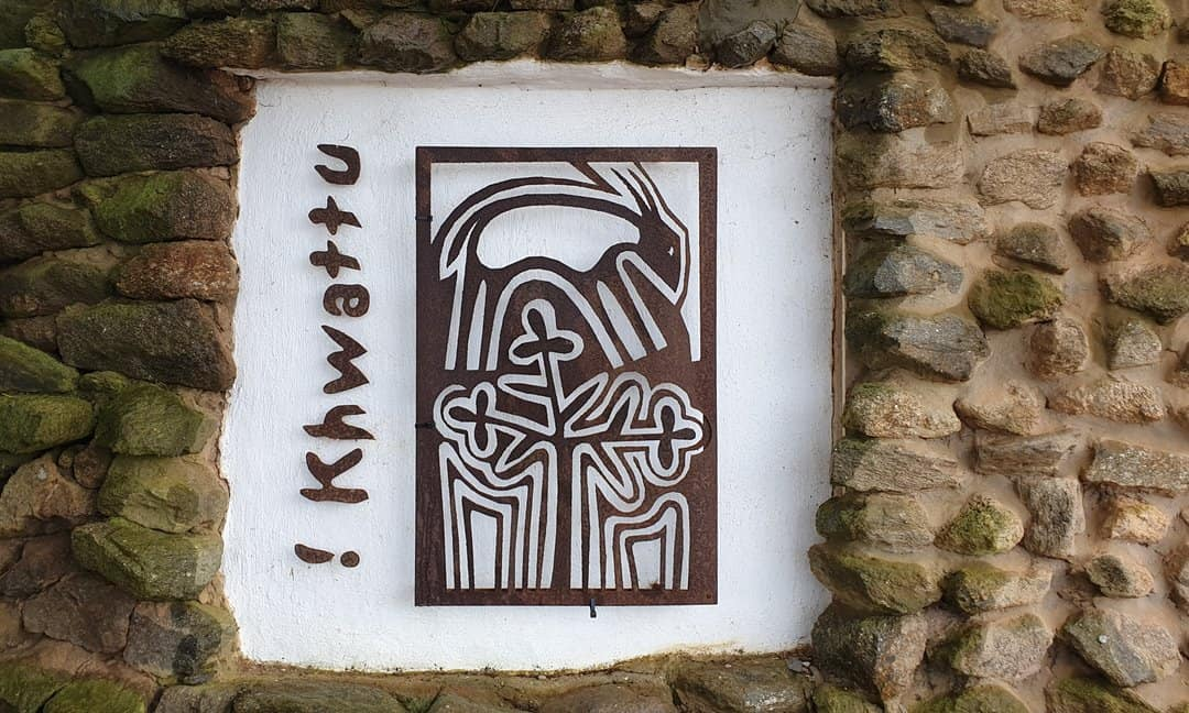 The !khwa-ttu San Heritage and Education Centre on the west coast, near Cape Town.
