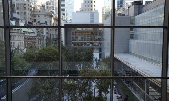 Museum of Modern Art in New York City.