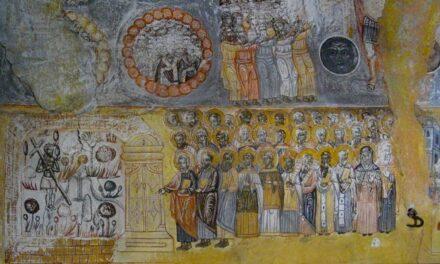 St. John the Theologian Church in Naoussa, Paros