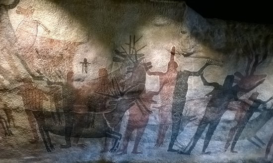 Archaeology Travel   Rock Art in Mexico   2