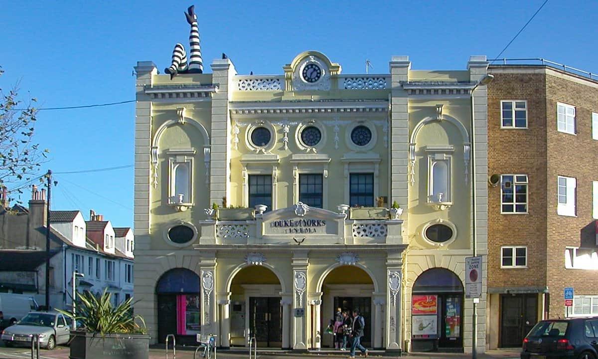 The Duke of York's cinema in Brighton.