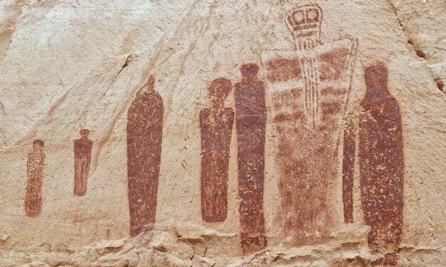Rock Art in Moab, Utah: the Best Places to See Pictoraphs and Petroglyphs