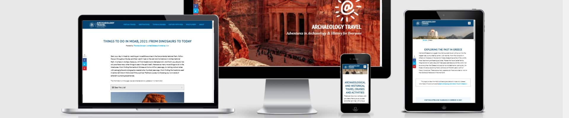 Archaeology Travel | About | 6