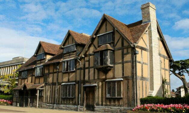 Must See Shakespearean Sites In England